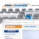 Thumbnail of fanXchange website