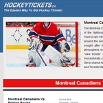 Thumbnail of hockeytickets.ca website