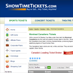 Thumbnail of Showtimetickets.com website