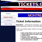 Thumbnail of tickets.gohabs.com website