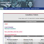 Thumbnail of tickets-nhl-hockey.com website